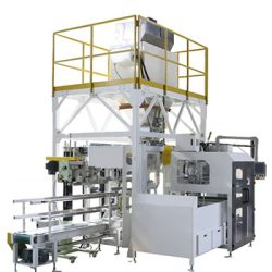 automatic packaging line for 20-50kg bag