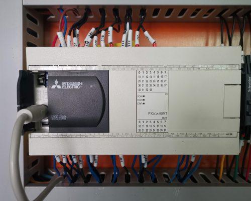 packaging machine PLC